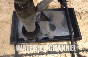 Nintendo Switch Waterjet