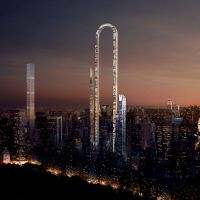 Mind Bending U-Shaped Skyscraper In New York Is Unveiled