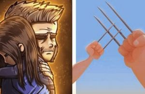 Wolverine-fanart
