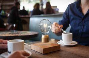 Levitating Desk Lamp