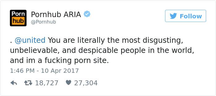 Porn Site Shames You
