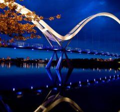 The Infinity Bridge