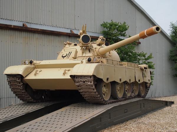 Iraqi Army Type 69 tank
