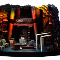 1966 Batcave Replica For Your Desk