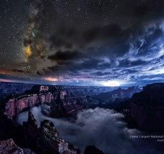 America's 24 Most Glorious Darkest Skies