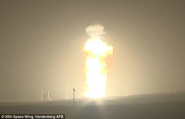 Minuteman 3 Missile