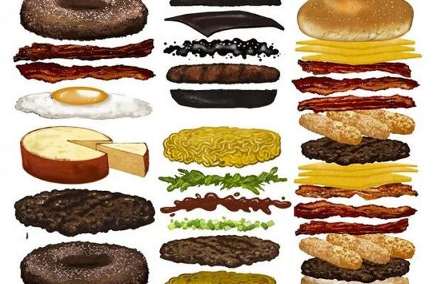 Burgers From Around The World