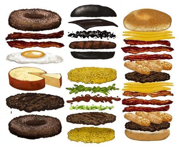 Burgers From Around The World