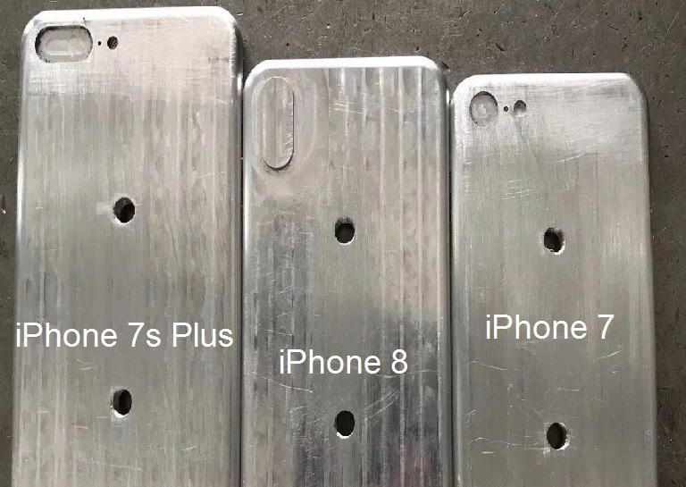 Dual Back Camera Revealed In The New iPhone 8 Leak