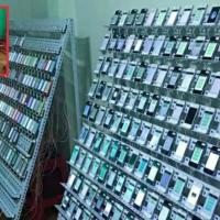 100's Of iPhone's Found in Thailand's Click Farm