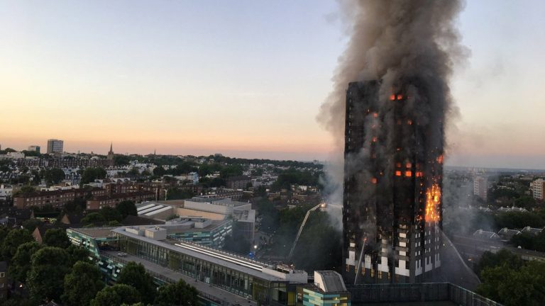 That's Why The Grenfell Towers In London Did Not Collapse Even After 24 Hours Of Burning