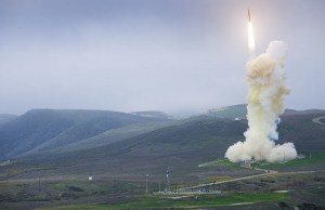 US Military's Interceptor Missile