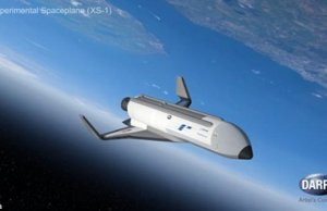 XS-1 Hypersonic Space Plane