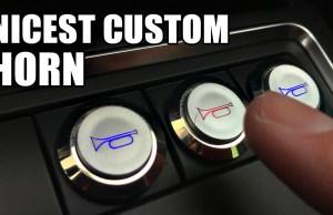 Nicest Car Horn Ever