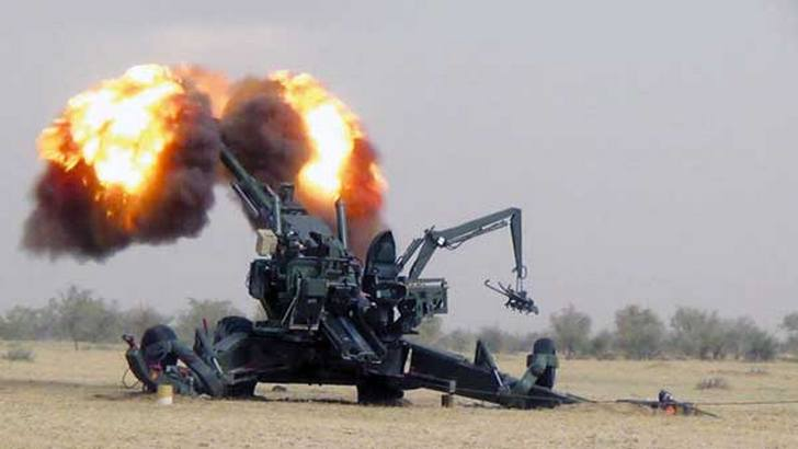 Made in India Howitzer Artillery Gun Has Failed Tests Yet Again