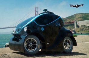 Robotic Police Cars