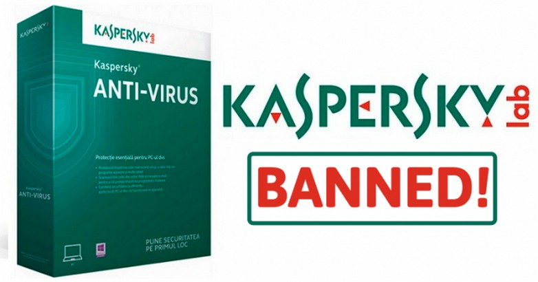The US Government Has Banned The Use Of Kaspersky Antivirus Because Russia