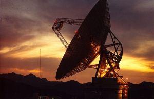 space antenna