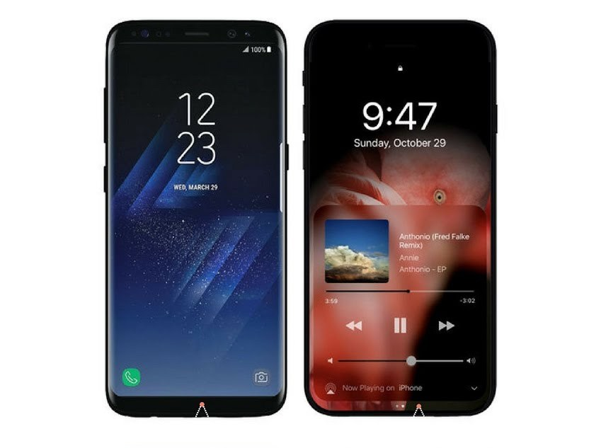 Samsung Galaxy Note 8 VS iPhone 8, New War Will Begin