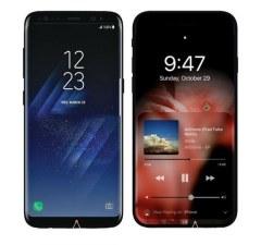 Samsung Galaxy Note 8 VS iPhone 8