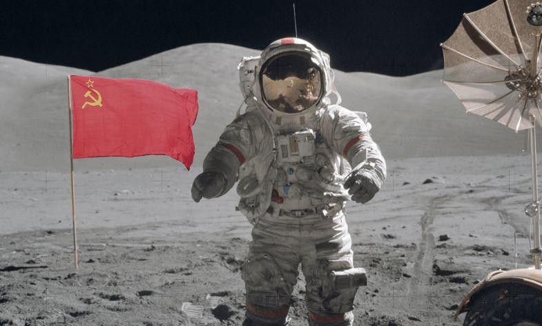Secret Soviet Moon