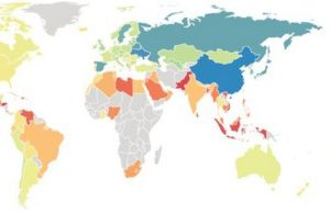 Laziest Country Of The World