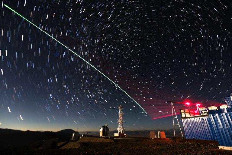 Quantum Satellite