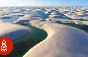 National Park Dunes