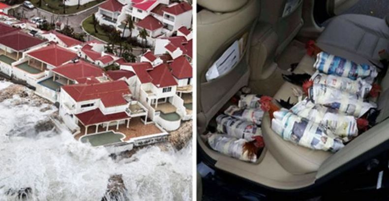 30 Terrifying Photos That Reveal How Bad Hurricane Irma Truly Is