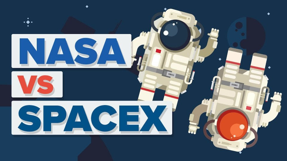 NASA vs SpaceX