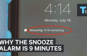 Snooze Button