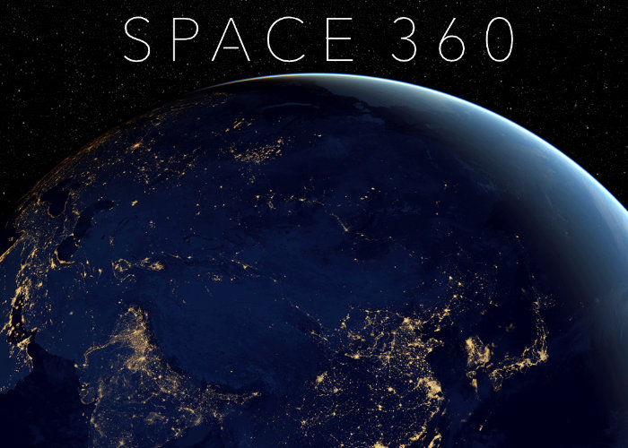 Virtual Reality International Space Walk – First 360 Video Filmed In Space