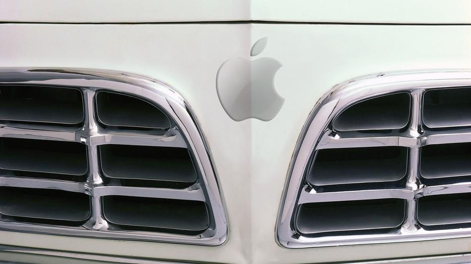 Apple's Self-Driving Car