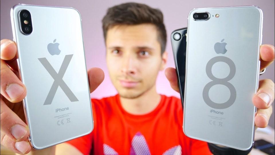 iPhone X vs iPhone 8/8 Plus