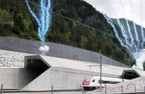 World's Longest Railway Tunnel Now Open In Switzerland