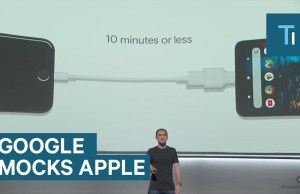 Google Made Fun of Apple Products