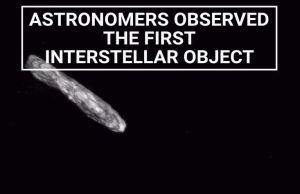 Interstellar Object
