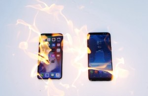 iPhone X Vs Samsung Galaxy S8