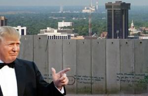 Trump's US-Mexico Border Wall Designs