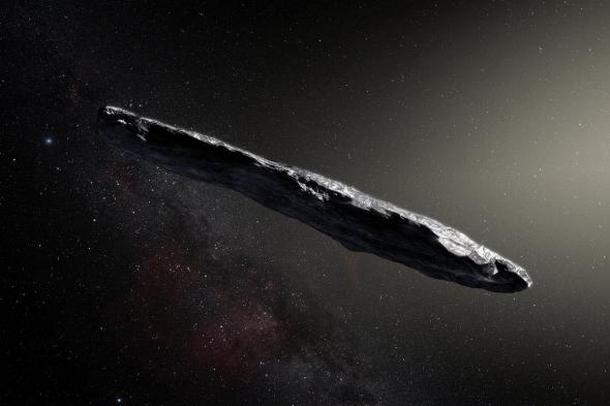 Rock From Another Star System Is Like We Have Never Seen Before