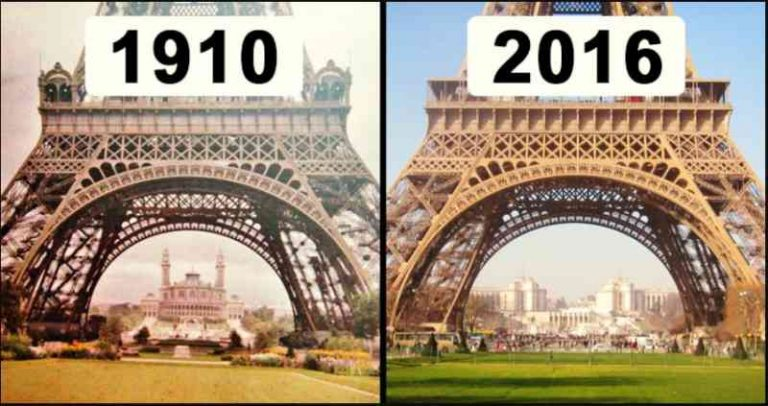 20 Photographs Shows Europe Over The Years