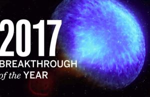 Breakthrough Discoveries of the Year, 2017