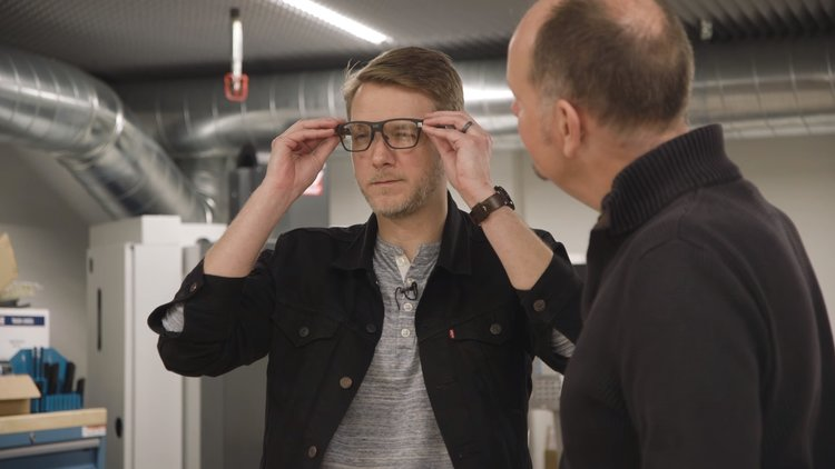 Meet Intel's Prototype For Smart Glasses