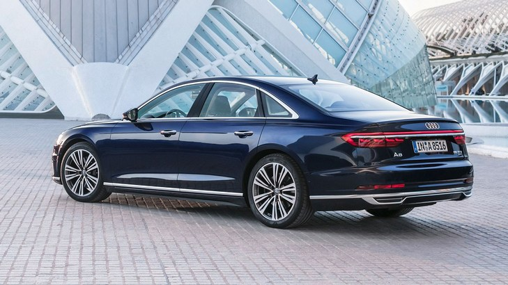 2018 Audi A8 The Most High-Tech Car Ever?