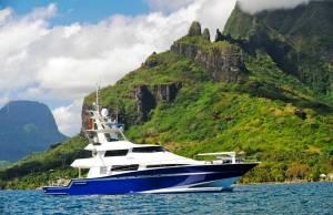 Tahiti Yacht Charters