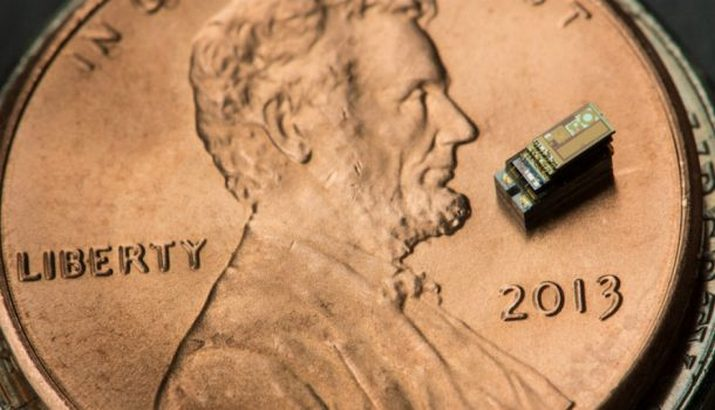 The World's Smallest Computer