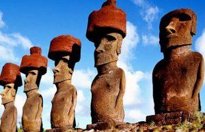 Eastern Island Statues