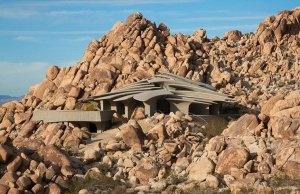 Organic Desert House