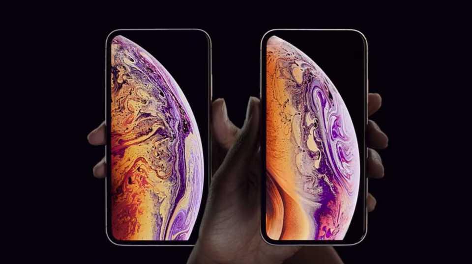 iPhone Xs vs X