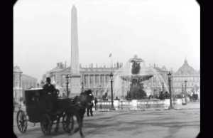 Paris in the 1890s